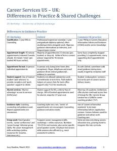 Image of US: UK comparison document